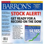 Barron's Super Bullish Cover Story - Don't Waste Your Time Worrying About It
